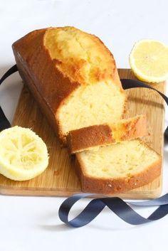Cake au Citron de Pierre Hermé Plus