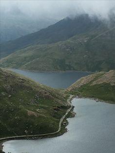 Snowdon Miners Path Ascent