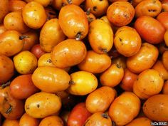 Umbu Ripe Fruit, Fresh Fruit, Brazilian Fruit, Weird Fruit, Juicy Fruit, Exotic Fruit, Winter Food, Fruits And Vegetables, Fruit Salad
