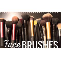 luxe wise : Top 6 Face Brushes