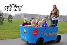 Stint electric wagon