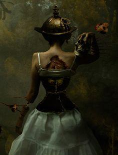 The Warrior By Anja Millen