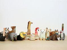 The Totem Nursery by Handy Maiden on Etsy via Mr P blog