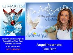 The Angel Connection: The Incarnate Angels 05/31 by Authentic You Radio | Blog Talk Radio