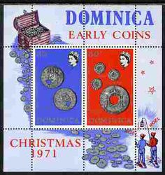 Coin stamps