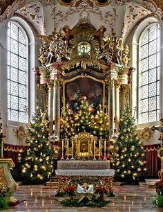 Katholische Gottesdienste an Weihnachten