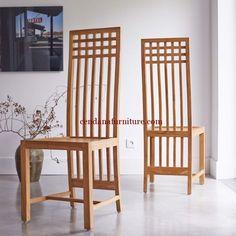 Jual Kursi Cafe Jati Unik Minimalis memiliki tampilan design minimalis nan unik terbuat dari kayu jati yang kami sempurnakan dg finishing walnut kecoklatan.
