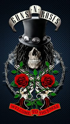 For everything Guns n Roses check out Iomoio Rock And Roll, Pop Rock, Rock Band Posters, Rock Band Logos, Heavy Metal Rock, Heavy Metal Music, Guns N Roses, Rock Chic, Glam Rock