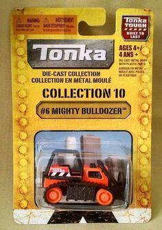 Bobcat Working Lift Black /& Yellow Model 100 Skidster 1//64 Scale Diecast