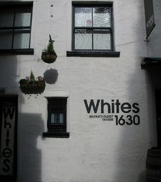 White's Tavern | 15 Jaw-Dropping Belfast Bars That You Need To Visit