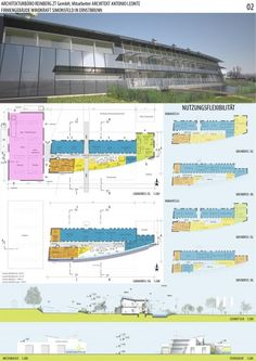 Passivhaus Office building of Windkraft Simonsfeld AG, by Architekturbüro Reinberg, Wien, Austria