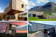 sustainable modern homes - Google Search