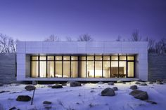 A House In The Woods / William Reue Architecture/ Ulster County, NY, USA