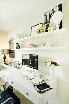Divine #Decor: Create A Stylish #Home #Office
