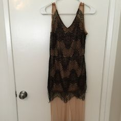 For Love and Lemons like Maxi dress Super Gorgeous dress VERY similar to For love and lemon but a fraction of the price. It's NWT. The size is S/M. Questions are welcome! Ⓜ️ :) For Love and Lemons Dresses Maxi