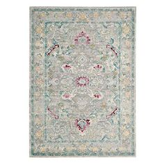Cormac Easy Care Rug - 3' X 5' ($199) ❤ liked on Polyvore featuring home, rugs, frontgate, loom rugs, frontgate rugs, coloured rug and colored rugs