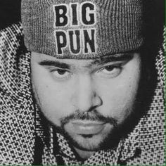 Big Pun Puerto Rican  American Rapper from New York