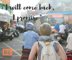 Promises during Erasmus ;) #Erasmus #StudentLife #Experience #Quotes