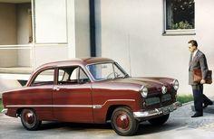1952–1955 Ford Taunus 12M