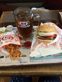 They have A&W in Japan???