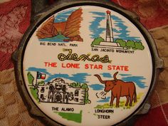 Texas/Tejas Stove Pipe Hot Plate/Pot Holder by NopalitoVintageMore, $18.00