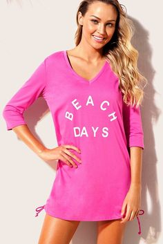 a682dd4576 66 Best Cover Ups For Beach images in 2019 | Beach dresses, Beach ...