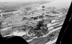 Conmemoran 30 años del desastre nuclear en Chernobyl
