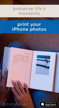 The perfect way to hold on to your favorite moments. The timeshel app delivers beautiful prints, each month, in keepsake packaging. Starting at $5.95/month (Free Shipping & No Tax). Skip a month anytime. If you do miss a month, add moments later and still get prints. Download the app today and start remembering well.