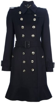 BURBERRY Littleton Coat   Can't stop, won't stop with the Burberry