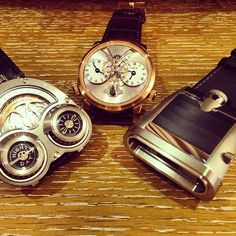 MB & F: HM3, LM1 & HM5