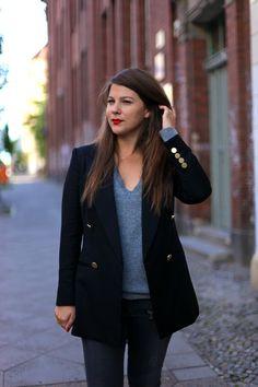 JOURlook: Der Marine-Blazer von Stella McCartney