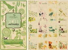 Ten Eco-Friendly Calendars for 2011