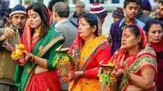 Observe the holy Chhat Parva in worship of the Sun God! Songs To Sing, Travel Information, Real Women, Nepal, Worship, Sun, Solar