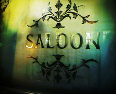 saloon theme for gameroom and bar at cabin