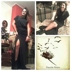 One Shoulder, Formal Dresses, Fashion, Tea Length Formal Dresses, Moda, Formal Gowns, Fashion Styles, Black Tie Dresses, Gowns