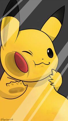 """Enquanto o Pokémon GO não chega oficialmente no Brasil, que tal deixar seu celular prontinho pra capturar todos? Vem ver que lindos esses monstrinhos presos na sua tela! ❤️ Pra salvardireto no celular é só segurar o dedo e escolher """"salvar imagem""""  Pra ver mais wallpapers como esses, dá uma olhada nesses links kviden.tumblr.com …"""