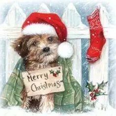 Christmas Scenes, All Things Christmas, Christmas Time, Vintage Christmas, Christmas Crafts, Merry Christmas, Christmas Lunch, Winter Christmas, Christmas Decoupage