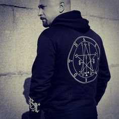 Astaroth hoodie in all its glory #666 #goth #nugoth #ghettogothic #healthgoth #metal Street goth, health goth, ghetto goth stuff
