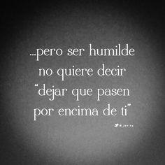 #Frases #Humildad