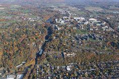 Cornell University  Fall Creek  Ithaca Falls