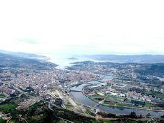 Vista Pontevedra
