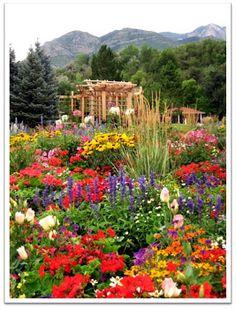 Ogden Botanical Gardens - Ogden, UTAH