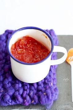 Mermelada de tomate. sisters