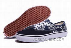 http://www.jordannew.com/vans-authentic-floral-little-flowers-navyblue-womens-shoes-for-sale.html VANS AUTHENTIC FLORAL LITTLE FLOWERS NAVY-BLUE WOMENS SHOES FOR SALE Only $74.56 , Free Shipping!