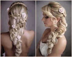 Attractive appearance on wedding hairstyles for long hair Post_96 | Newest wedding ideas