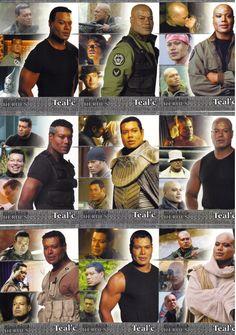 Stargate SG1 - Teal'c