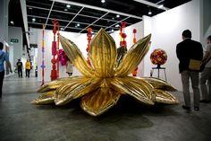 Koons  ART HK 12 Hong Kong International Art Fair 2012 Recap | Hypebeast