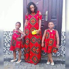 African Dresses For Kids, Latest African Fashion Dresses, African Print Fashion, Africa Fashion, African Wear, African Attire, African Women, Ankara Fashion, African Prints
