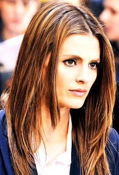 1000+ images about Hair, Nails, Make Up on Pinterest | Stana katic ...
