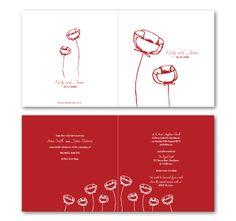 Wedding invitations and accessories wedding stationery